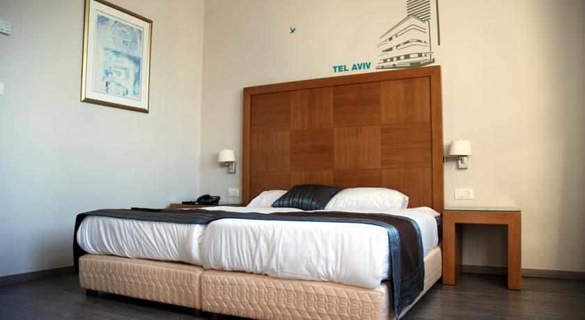 חדר זוגי מלון דבורה