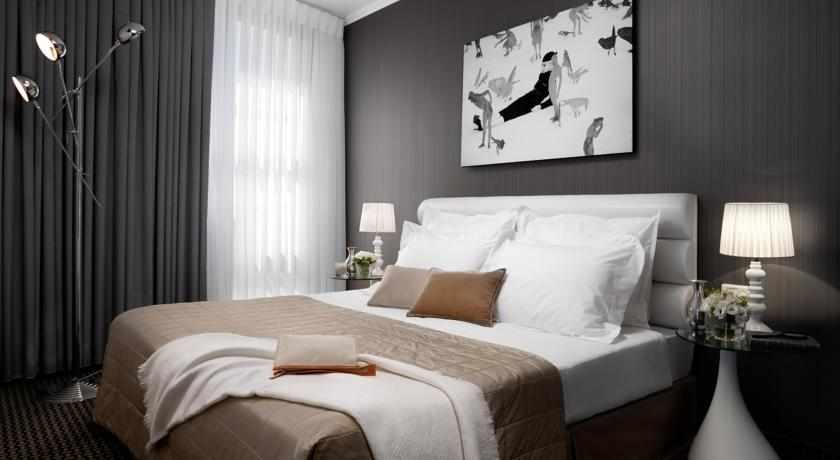 חדר זוגי מלון אלכסנדר