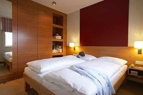 חדר זוגי מלון ארלוזורוב סוויט