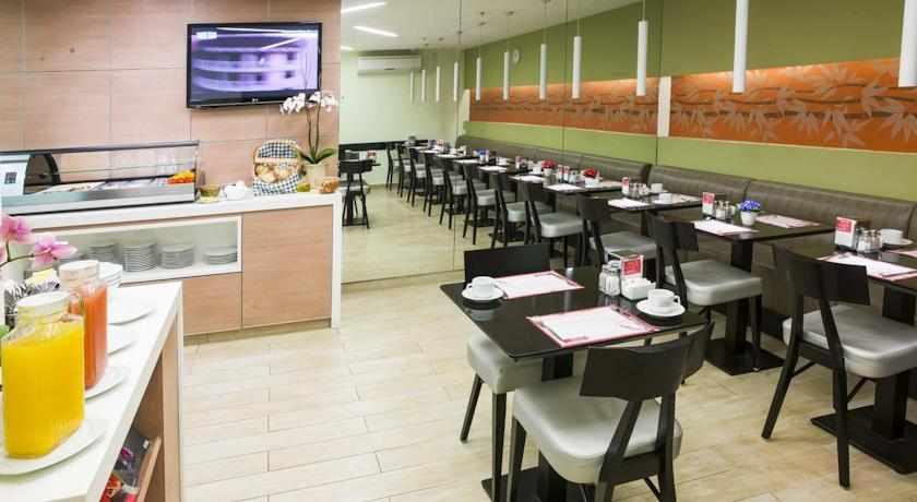 חדר אוכל ארמון הירקון
