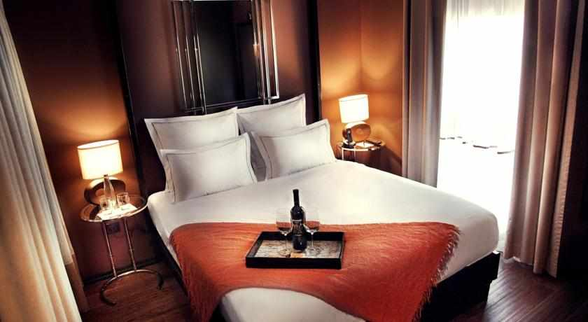 חדר זוגי מלון בראון