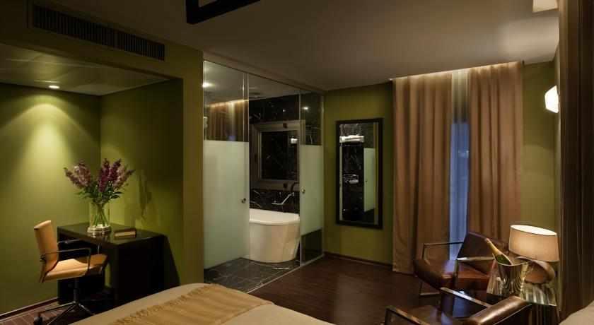 חדרים זוגיים מלון בראון