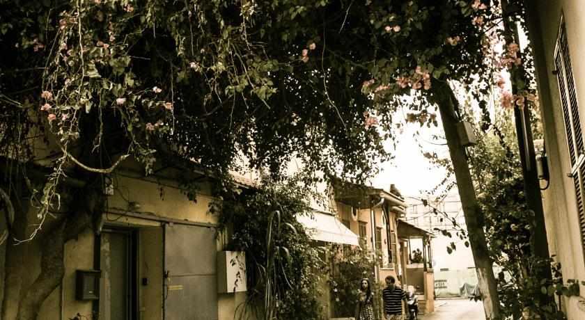 תל אביב הנוסטלגית של מלון בראון