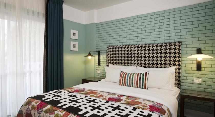 חדר זוגי מלון סנטר שיק
