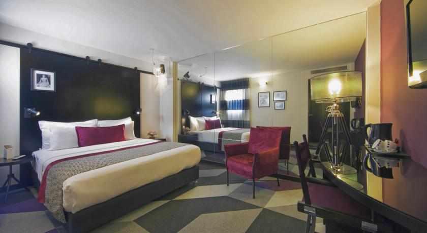 חדר זוגי מלון סינמה