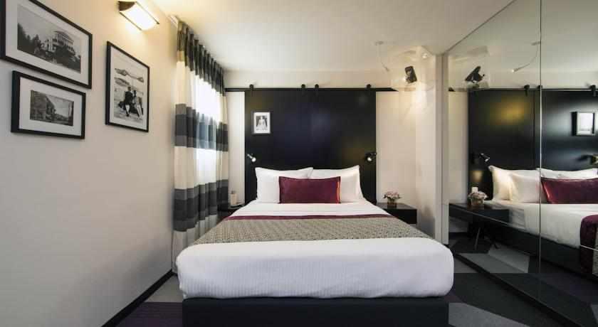 חדרים זוגיים מלון סינמה