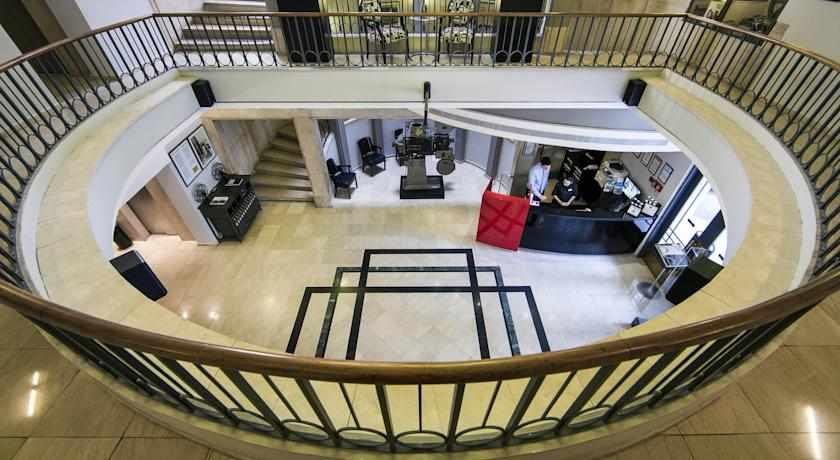 לובי מלון סינמה