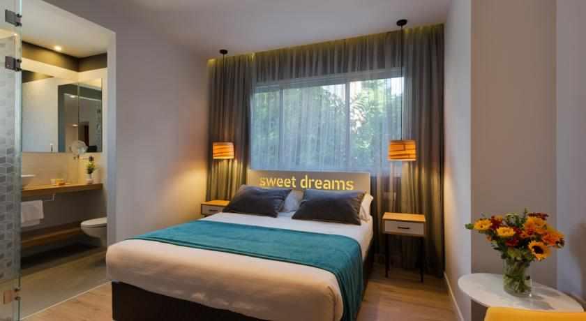 חדרים זוגיים מלון פרימה סיטי