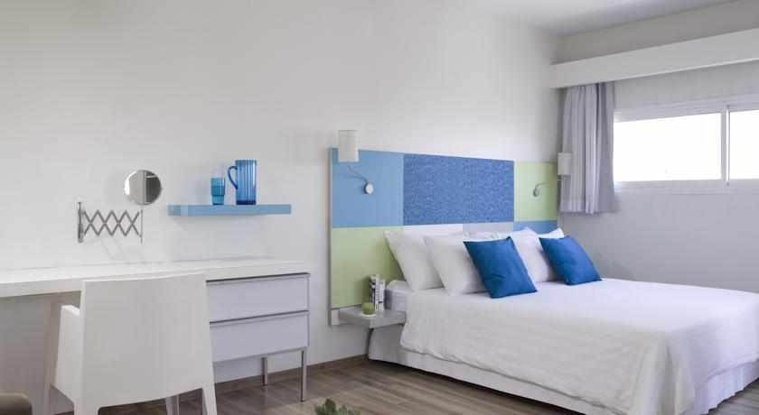 חדר דלקס מלון פרימה סיטי