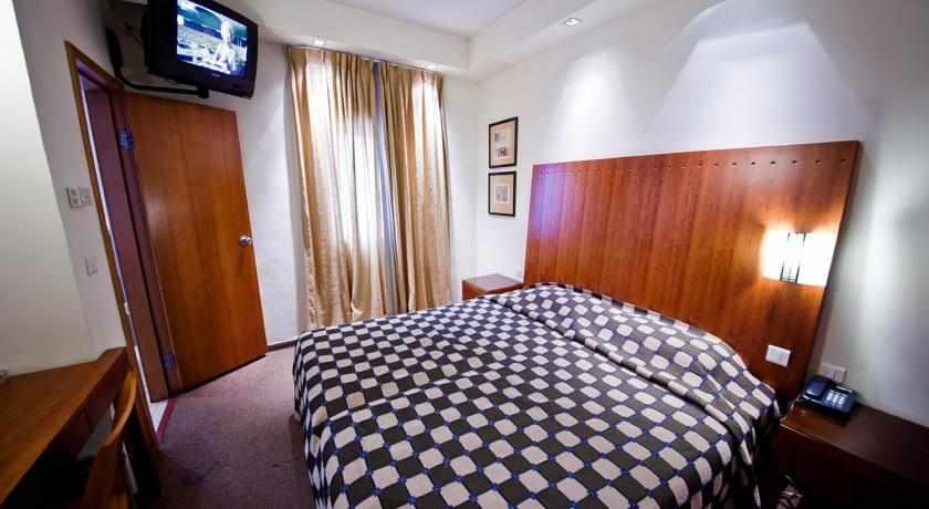 חדר זוגי מלון סי נט