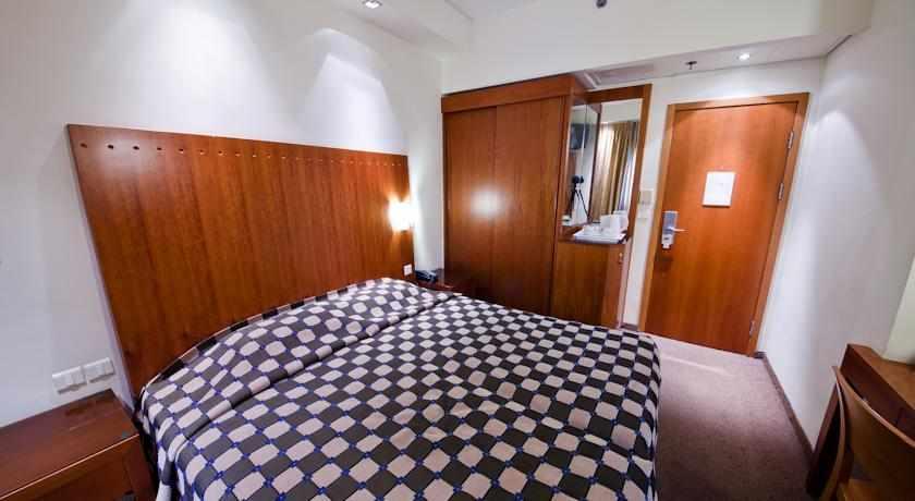חדרים זוגיים מלון סי נט