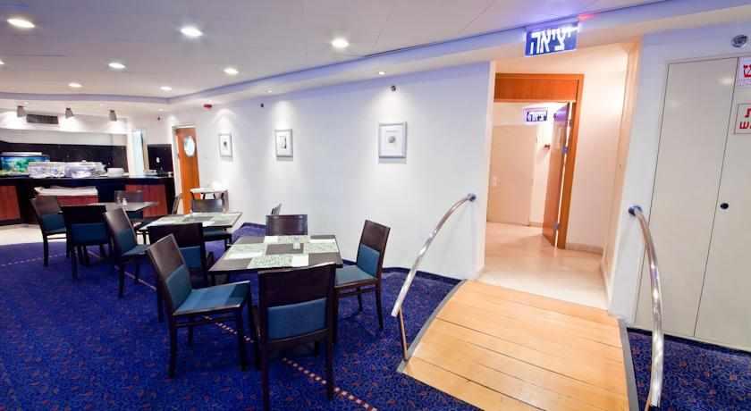 חדר האוכל מלון סי נט