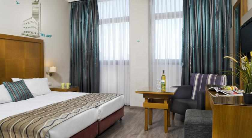 חדרים זוגיים מלון דבורה