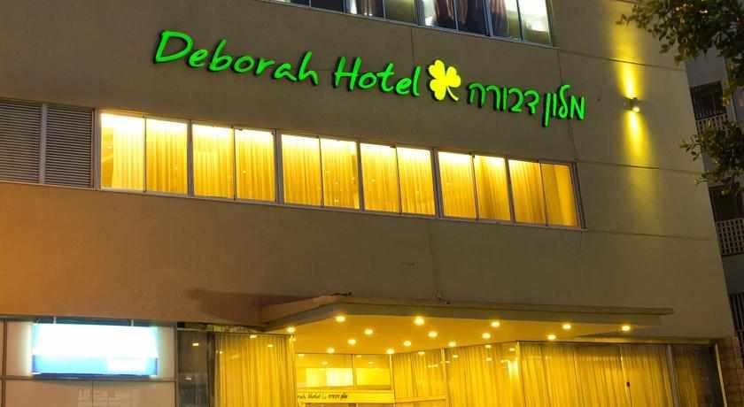בית מלון דבורה במרכז