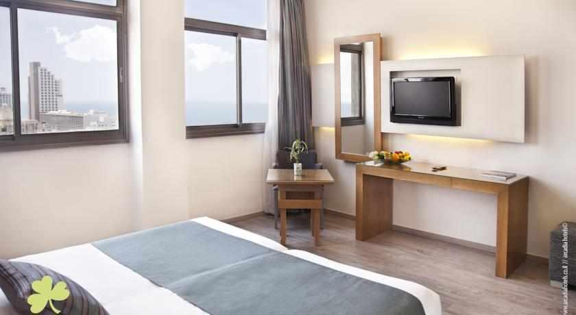 חדרים נוף לים מלון דבורה