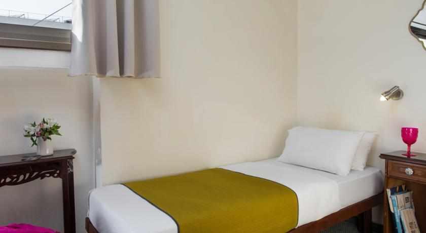 חדר ליחיד מלון גלילאו
