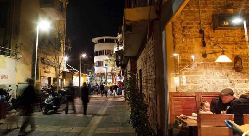 מרכז העיר מלון גלילאו