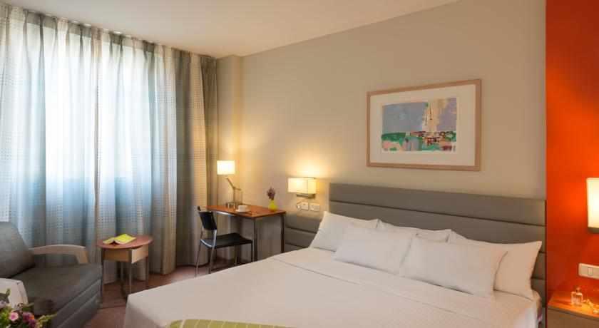 חדר זוגי מלון גרנד ביץ'