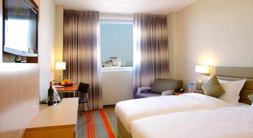 חדר טווין מלון גרנד ביץ'