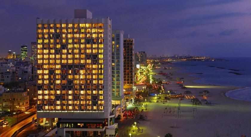 בית מלון הרודס על הים