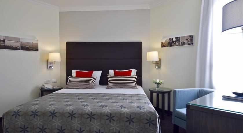 חדר זוגי מלון מטרופוליטן