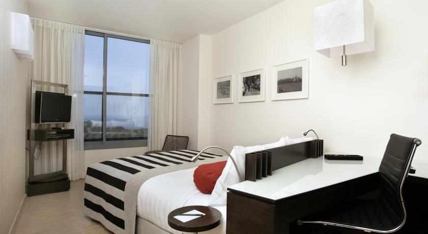 חדר זוגי מלון מלודי