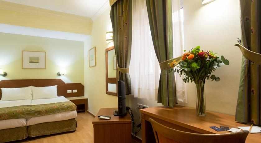 חדר זוגי מלון דה לה מר