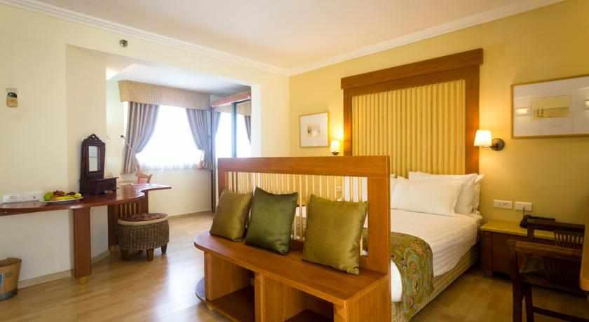 חדר מלון דה לה מר