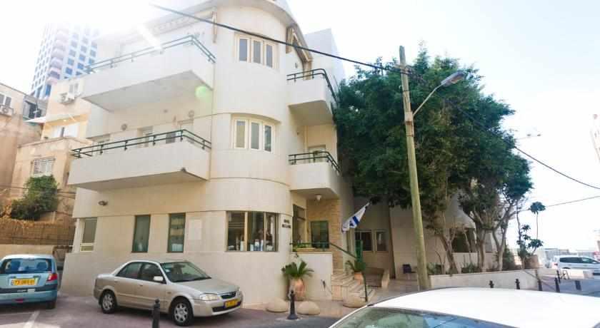 בית המלון דה לה מר במרכז