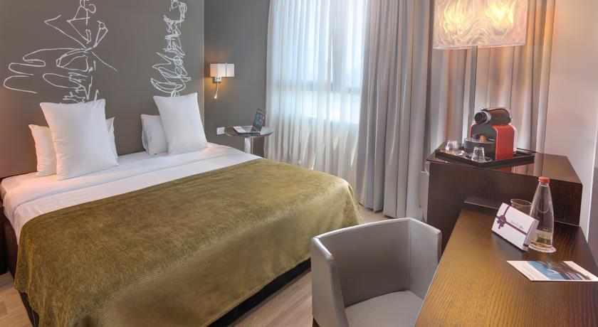 חדר זוגי מלון מרקיור