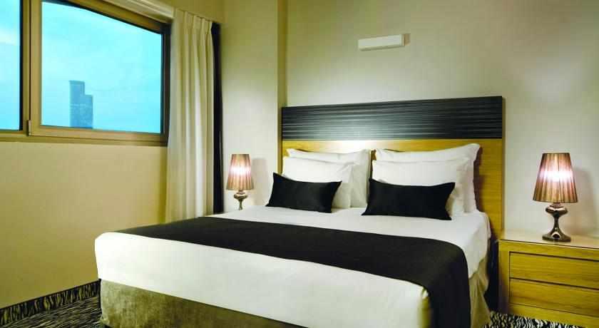 חדרים זוגיים מלון רימונים טאואר