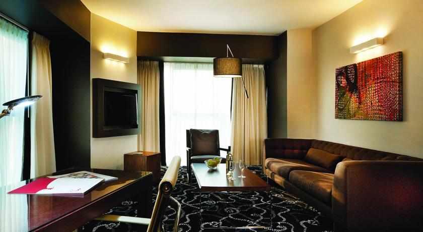 חדר דלקס מלון רימונים טאואר