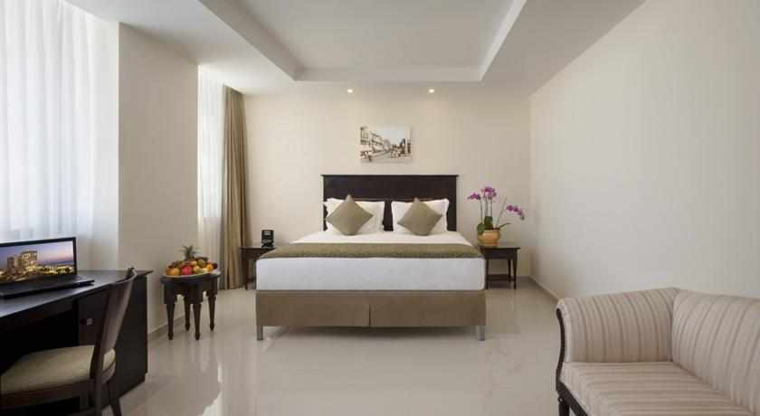 חדר זוגי מלון אורכידאה ת