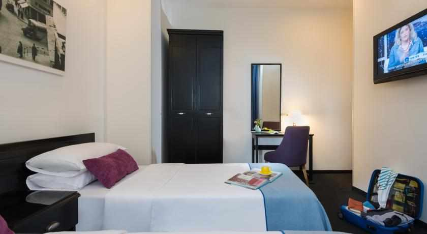 מלון פורט חדר זוגי