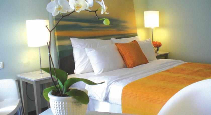 חדר זוגי מלון פרימה