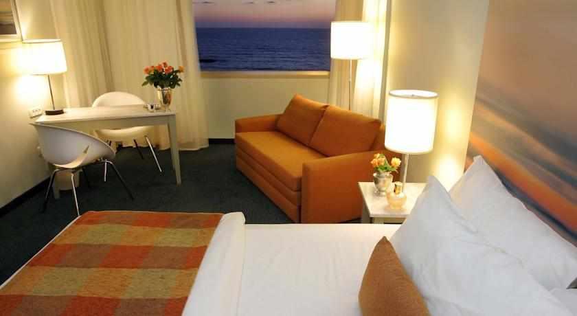 חדרים זוגיים מלון פרימה
