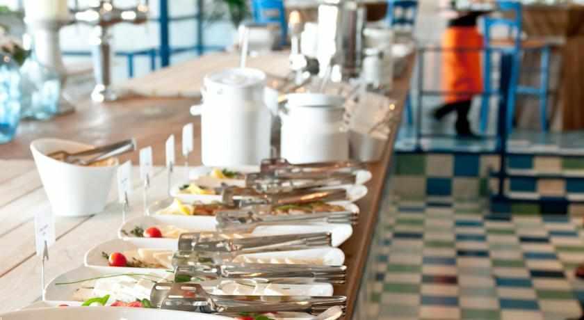 ארוחת בוקר מלון פרימה