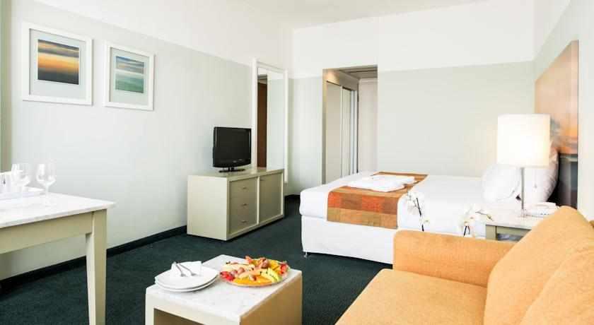 חדר סטנדרט מלון פרימה