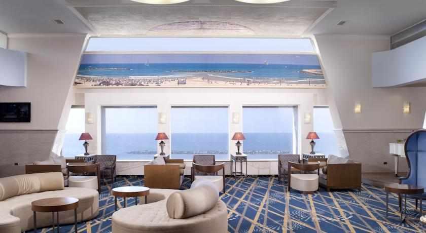 נוף לים מלון רנסנס