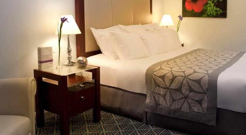 חדר זוגי מלון רנסנס