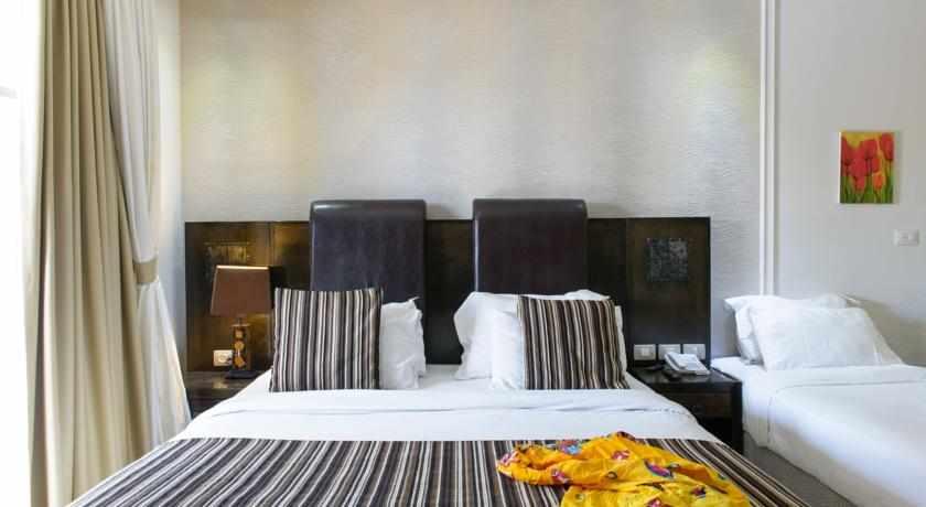 חדר זוגי מלון רויאלטי סוויט
