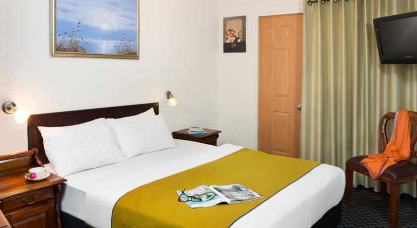 חדר זוגי מלון סאן סיטי