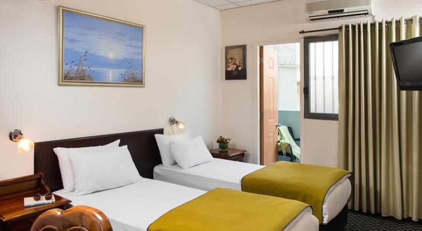 מיטות נפרדות מלון סאן סיטי