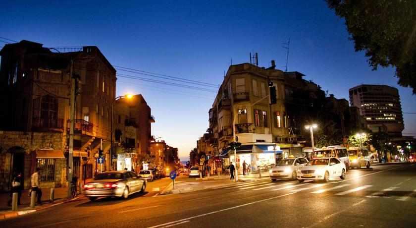 מרכז העיר ליד מלון סאן סיטי