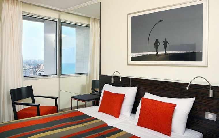 חדר זוגי מלון טל