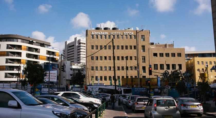 אכסניית אברהם תל אביב